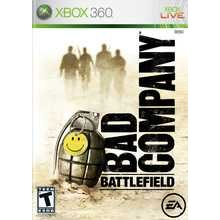 Battlefield Bad Company (Xbox 360) [USED]