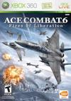Ace Combat 6 Fires of Liberation (Xbox 360) [USED]