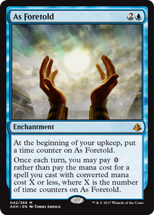 As Foretold - Foil
