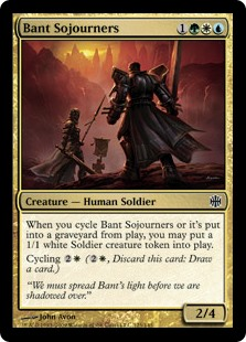Bant Sojourners