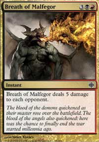 Breath of Malfegor