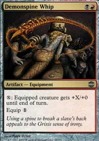Demonspine Whip