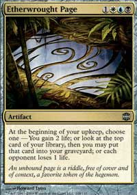 Etherwrought Page