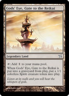 Gods' Eye, Gate to the Reikai