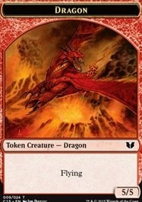 Dragon // Dragon Double-Sided Token