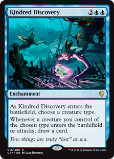 Kindred Discovery