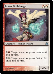Boros Guildmage