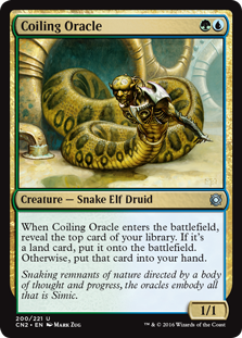 Coiling Oracle - Foil