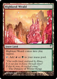 Highland Weald - Foil