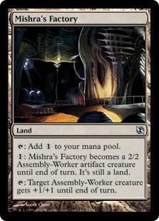 Mishra's Factory