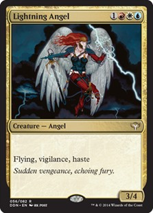 Lightning Angel