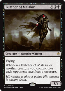 Butcher of Malakir