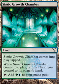 Simic Growth Chamber - Foil