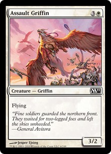 Assault Griffin