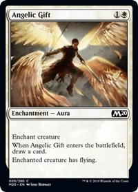 Angelic Gift - Foil