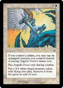 Angelic Favor
