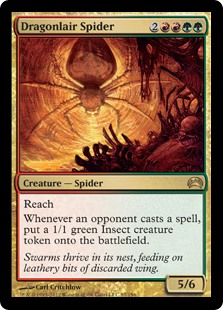 Dragonlair Spider