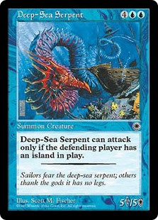 Deep-Sea Serpent