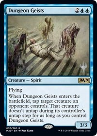 Dungeon Geists - Foil