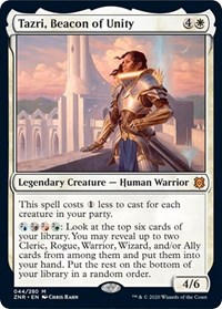 Tazri, Beacon of Unity - Foil