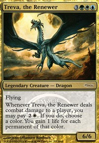Treva, the Renewer