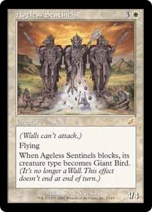 Ageless Sentinels