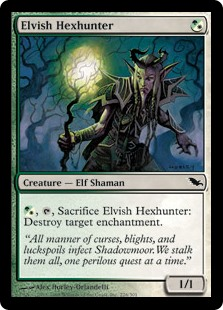 Elvish Hexhunter