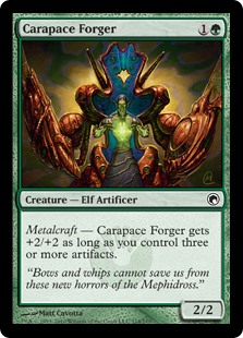 Carapace Forger
