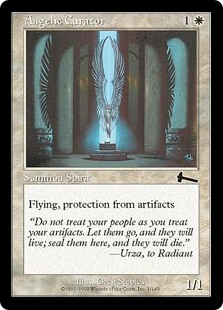 Angelic Curator - Foil