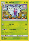 Butterfree - 3/149 - Rare
