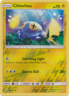 Chinchou - 49/149 - Common Reverse Holo